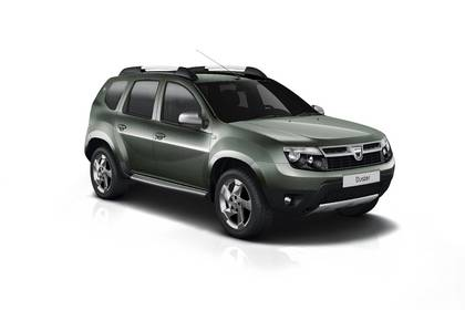 dacia duster delsey der g nstige suv. Black Bedroom Furniture Sets. Home Design Ideas